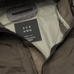 Мужская куртка ветровка Acronym x Nemen J43-K Hardshell Object Dyed 3L Olive фото- 2