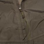 Мужская куртка ветровка Acronym x Nemen J43-K Hardshell Object Dyed 3L Olive фото- 4