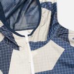 Мужская куртка ветровка adidas Originals M90 Windbreaker Blue фото- 2