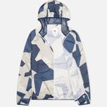 Мужская куртка ветровка adidas Originals M90 Windbreaker Blue фото- 1