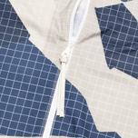 Мужская куртка ветровка adidas Originals M90 Windbreaker Blue фото- 3
