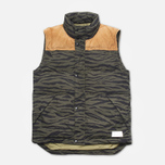 Мужская куртка adidas Originals Tiger Camo Padded Night Cargo/Black фото- 1