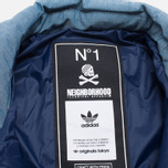 Мужская куртка adidas Originals x Neighborhood Puff Indigo фото- 3