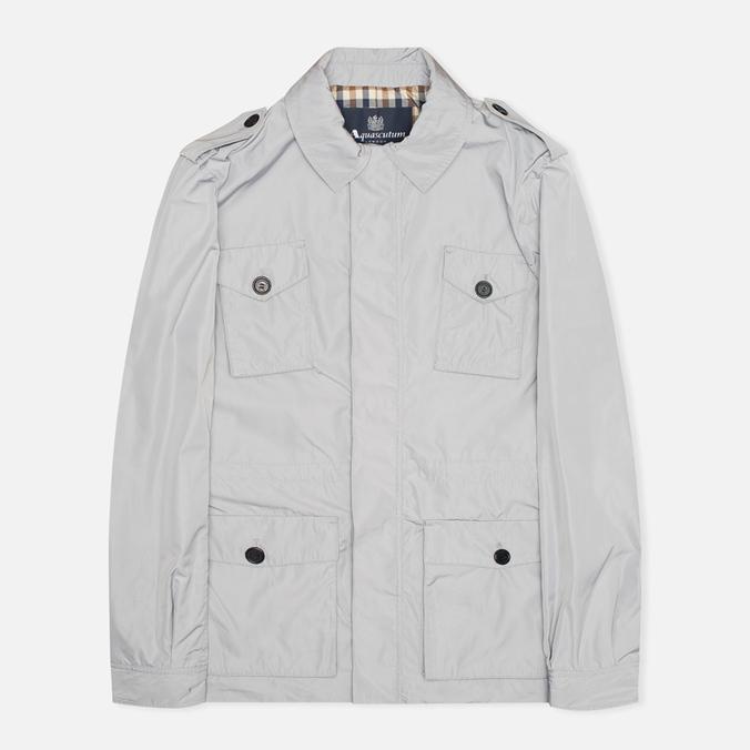 Мужская куртка Aquascutum Blythe Field Grey