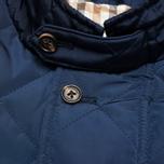Мужская стеганая куртка Aquascutum Hutchinson Quilted Navy фото- 5