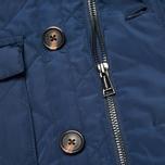 Мужская стеганая куртка Aquascutum Hutchinson Quilted Navy фото- 3