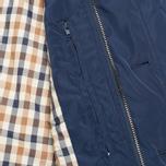 Мужская стеганая куртка Aquascutum Hutchinson Quilted Navy фото- 6