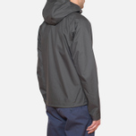 Мужская куртка Arcteryx Veilance Actuator Hooded Jacket Coal фото- 2
