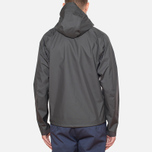 Мужская куртка Arcteryx Veilance Actuator Hooded Jacket Coal фото- 3