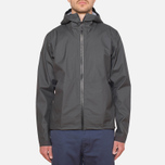 Мужская куртка Arcteryx Veilance Actuator Hooded Jacket Coal фото- 4