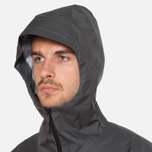Мужская куртка Arcteryx Veilance Actuator Hooded Jacket Coal фото- 6