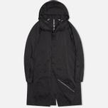 Мужская куртка парка Arcteryx Veilance Apsis Windshell Black фото- 0