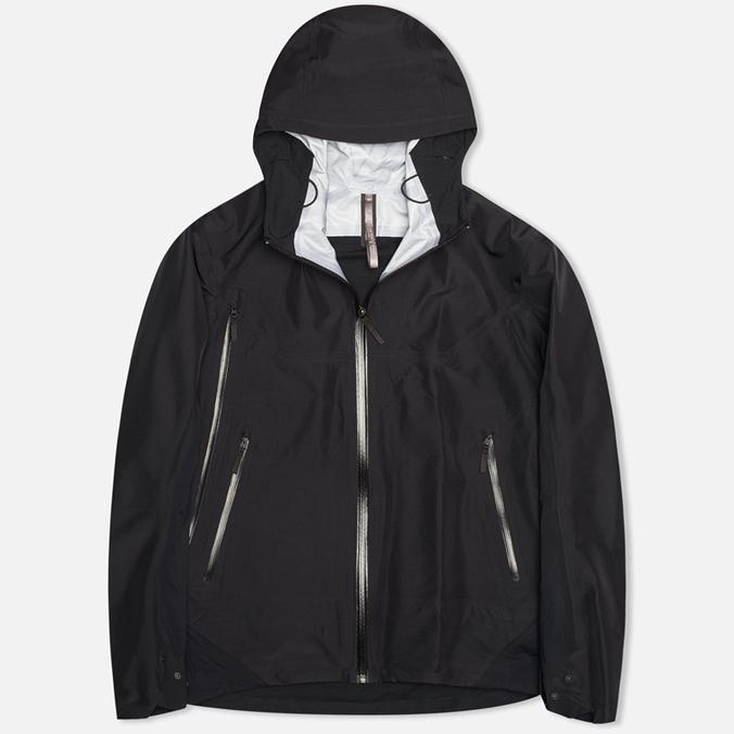Мужская куртка ветровка Arcteryx Veilance Composite Black