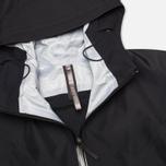 Мужская куртка ветровка Arcteryx Veilance Composite Black фото- 1