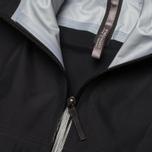 Мужская куртка ветровка Arcteryx Veilance Composite Black фото- 2
