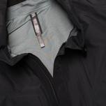 Мужская куртка ветровка Arcteryx Veilance Field LT Black фото- 1