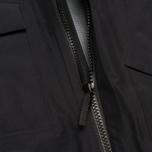 Мужская куртка ветровка Arcteryx Veilance Field LT Black фото- 4