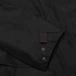 Мужская куртка ветровка Arcteryx Veilance Field LT Black фото- 5