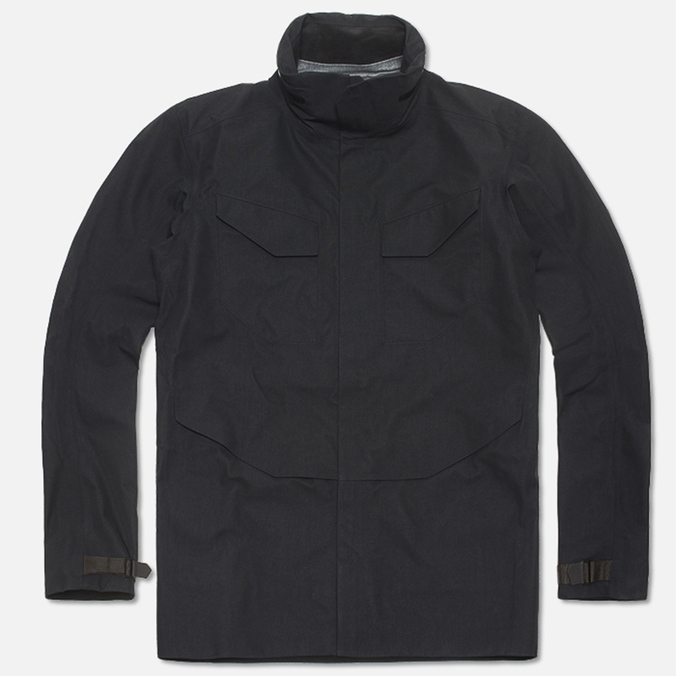 Мужская куртка Arcteryx Veilance Field RDS Black