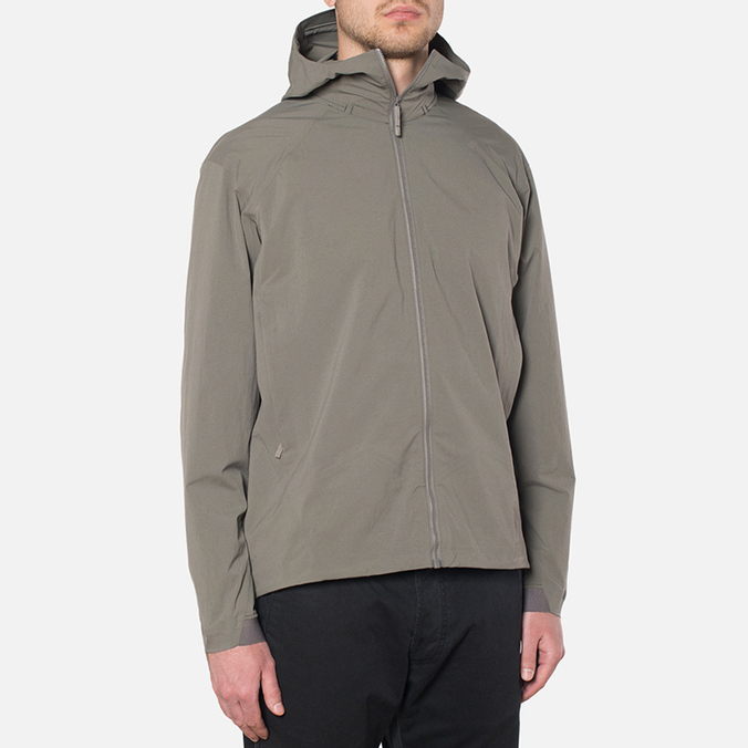 Arcteryx Veilance Isogon Hooded Jacket Sira Grey
