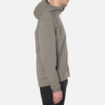 Мужская куртка Arcteryx Veilance Isogon Hooded Sira Grey фото- 1