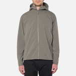 Мужская куртка Arcteryx Veilance Isogon Hooded Sira Grey фото- 4