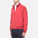 Мужская куртка Baracuta G9 Original Dark Red фото- 1