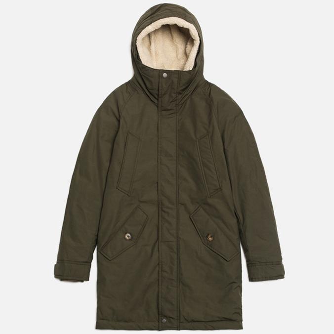 Мужская куртка Baracuta Long Modern Eskimo Beech