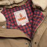 Baracuta Modern Eskimo Jacket Tan photo- 2