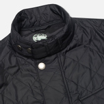 Мужская стеганая куртка Barbour Ariel Quilt Black фото- 1