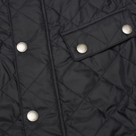 Мужская стеганая куртка Barbour Ariel Quilt Black фото- 3