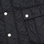 Мужская стеганая куртка Barbour Ariel Quilt Black фото- 4