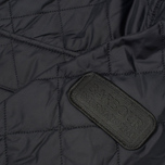 Мужская стеганая куртка Barbour Ariel Quilt Black фото- 6