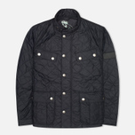 Мужская стеганая куртка Barbour Ariel Quilt Black фото- 0