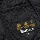 Мужская стеганая куртка Barbour Ariel Quilt Black фото- 7