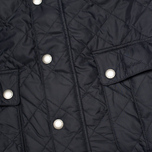 Мужская стеганая куртка Barbour Ariel Quilt Navy фото- 3