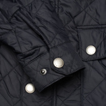 Мужская стеганая куртка Barbour Ariel Quilt Navy фото- 6