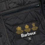 Мужская стеганая куртка Barbour Ariel Quilt Navy фото- 7