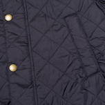 Мужская стеганая куртка Barbour Canterdale Quilt Navy фото- 4