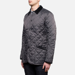 Мужская куртка Barbour Chip Lifestyle Quilt Charcoal фото- 1