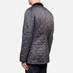 Мужская куртка Barbour Chip Lifestyle Quilt Charcoal фото- 3