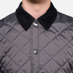 Мужская куртка Barbour Chip Lifestyle Quilt Charcoal фото- 5