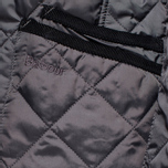 Мужская куртка Barbour Chip Lifestyle Quilt Charcoal фото- 7