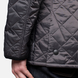 Мужская куртка Barbour Chip Lifestyle Quilt Charcoal фото- 8