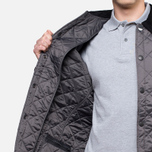Мужская куртка Barbour Chip Lifestyle Quilt Charcoal фото- 6