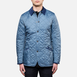 Мужская куртка Barbour Chip Lifestyle Quilt Dark Chambray фото- 0