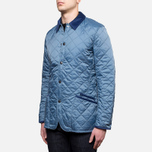Мужская куртка Barbour Chip Lifestyle Quilt Dark Chambray фото- 1