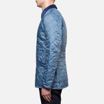 Мужская куртка Barbour Chip Lifestyle Quilt Dark Chambray фото- 2