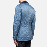 Мужская куртка Barbour Chip Lifestyle Quilt Dark Chambray фото- 3