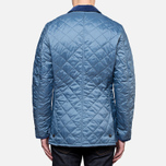Мужская куртка Barbour Chip Lifestyle Quilt Dark Chambray фото- 4